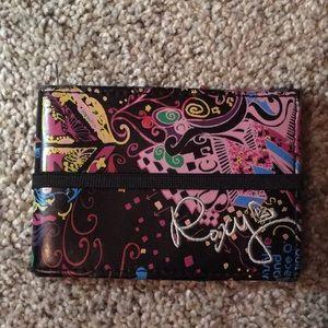 Roxy pocket-sized wallet